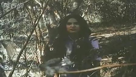 蛇魔之女为帮助人类战胜自己的父亲而付出生命《人蛇大战3》