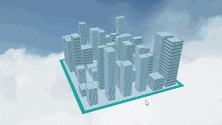 Javaweb开发3D城市模型面向对象编程思想 自定义插件封装实战01