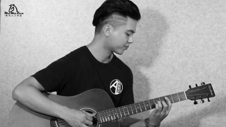 原创《我会弹吉他不会谈恋爱》阿男