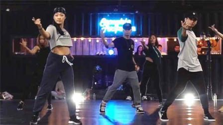 Gina Hong 编舞《Focus》Urban Dance Choreography Snowglobe Perspective