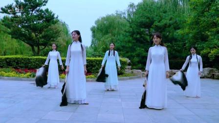 小仙女们的作品《冰菊物语》逍遥舞境教师及学员外景拍摄