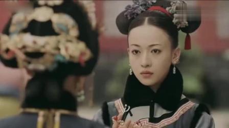 《延禧攻略》璎珞一刀刺死执迷不悟的袁春望成功保全了皇上