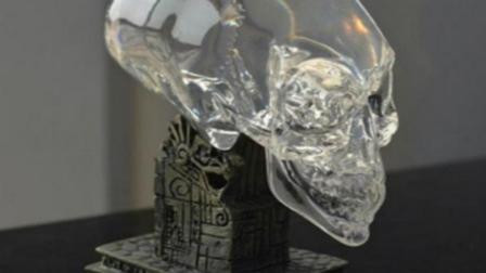 揭秘玛雅水晶头骨之谜