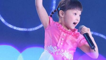 我的天呐! 就连汪峰都没想到, 6岁小女孩唱他的歌竟把他都超越了