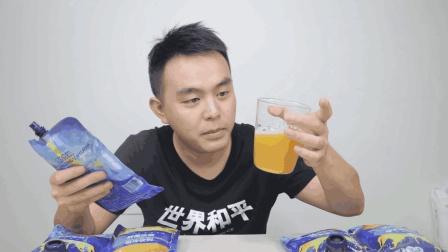饮料也有黑科技, 只需5秒就可以把橙汁变冰, 以后就不用冰箱了