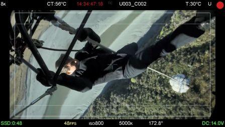 【猴姆独家】汤姆·克鲁斯口碑逆天力作《碟中谍6:全面瓦解》曝光全新幕后特辑!