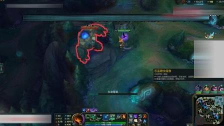 LOL卡尔: 中单主E稻草人, 找好位置跳进人群, RE二连来几个死几个