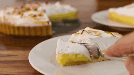 柠檬夹心馅饼清爽又好吃, 一口爱上它