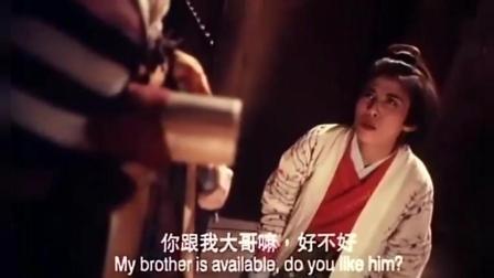 林青霞给吴君如化个妆, 美得把人晕了