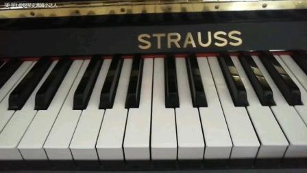 钢琴版《宁夏》