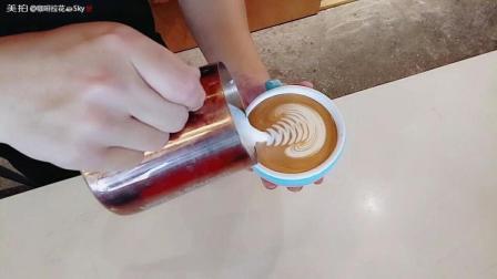 花式咖啡拉花