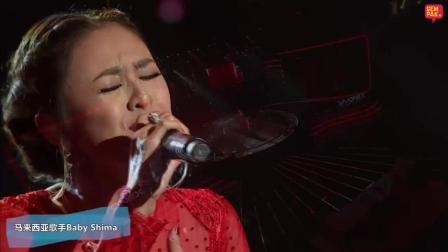 马来西亚歌手录制节目狂飙高音导致当场晕倒, 吓坏了现场的观众!