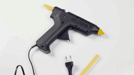 胶枪还能这么用, 以前真是不知道, 学到真是赚大了!