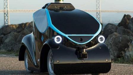 迪拜土豪新玩具, 机器巡逻警卫, 遇闯红灯得追三条街!