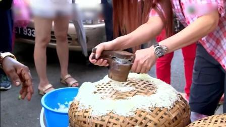 滕丽名, 麦包品尝槟城街头小食, 蒸米粉, 曼煎糕