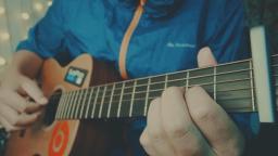 吉他弹唱小虎队《爱》满满青春回忆!