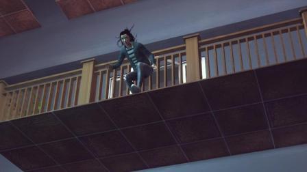3D: 女生因举报同学逃课被6人群殴拍裸照 从宿舍4楼跳下致伤残