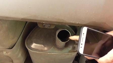 哪些原因会导致汽车油耗高? 小雄教你看排气管颜色分辨是否正常