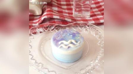 小清新粘土蛋糕制作, 你学会了吗
