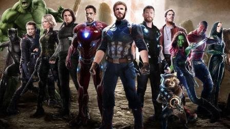 漫威三巨头都换过装, 钢铁侠雷神都变强, 只有美队变弱了