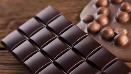 七夕情人节, 为什么要吃黑巧克力? 原来好处这么多