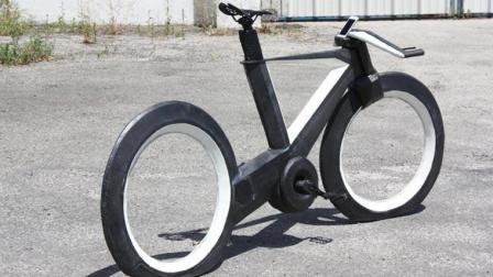 不镀金不镶钻, 一辆自行车14万, 粒子回旋加速器听过吗?