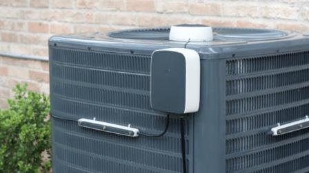 省钱神器, 能让空调省30%的电, 只需挂在外机上就行!