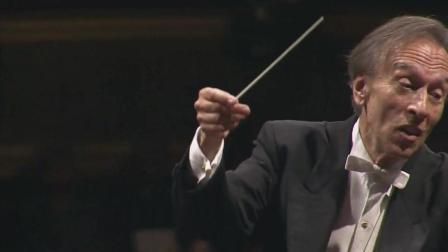 纪念大师克劳迪奥·阿巴多 指挥德沃夏克第九交响曲