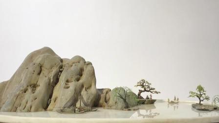 老木匠制作的十大名山