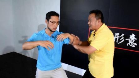 太极拳上松下实, 丹田气打的正确练法, 内家拳师讲述: 劲力秘要