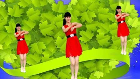 广场舞《1314520》一生一世我爱你, 这首歌曲好听, 歌词很甜蜜!