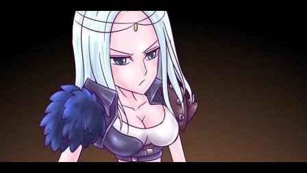 火线传奇: 刀锋会选择女神还是女汉子呢!