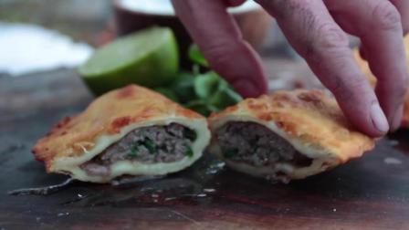【超清】塞尔维亚森林大厨103 羊肉馅饼 鞑靼美食