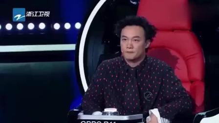 中国好声音: 杨千嬅助战叶晓粤演唱了《平凡之路》!