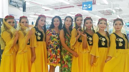 新疆舞蹈《古丽》太美了, 耳边总回荡着古丽古丽, 梦中有你