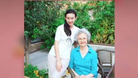 86版西游记白骨精杨春霞近照曝光 75岁满头白发