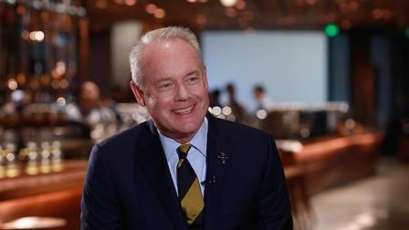 【财新时间】星巴克CEO约翰逊: 有信心在中国继续扩张