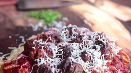 【超清】塞尔维亚森林大厨106 肉丸意面
