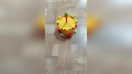 折纸~生日蛋糕教程二