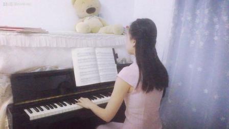 《四小天鹅舞曲》钢琴弹奏