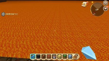 迷你世界: 冰女新武器冰锥PK 地狱岩浆, 能把地狱变成冰雪世界吗