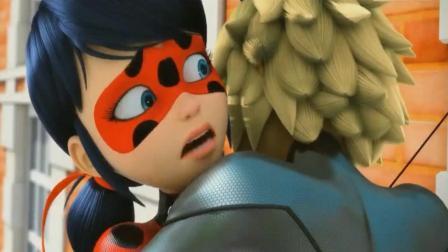瓢虫雷迪 暗黑丘比特找蔻依复仇, 瓢虫雷迪用爱拯救黑猫诺儿!