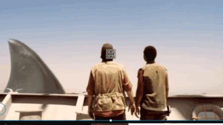 北极冰山被拖到埃及 不料里面冻着史前巨兽 金字塔要遭殃了