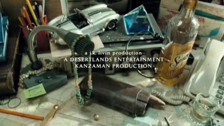 撒哈拉奇兵片头-超有质感的镜头-海上探险寻宝电影