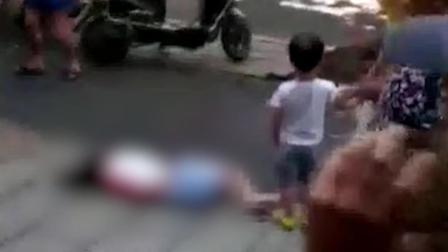 心痛!杭州一小女孩坠楼 送医院后抢救无效死亡