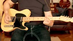 Fender Roadworn 50s Telecaster tele 试听测评