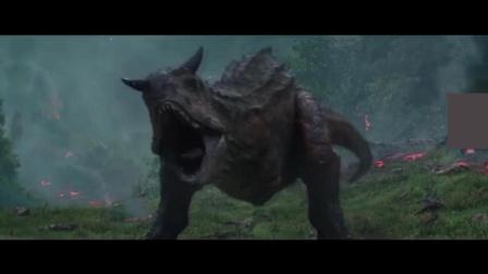 侏罗纪公园2片段