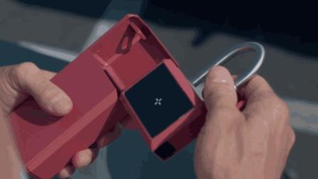 老外发明的模块化智能锁, 零部件可随意组合, 还能防盗吗?