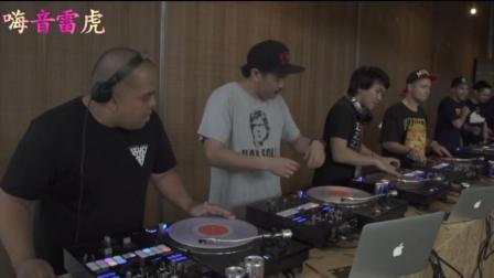 嗨音雷虎火爆DJ《8D环绕最强音》