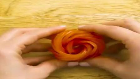 生活小妙招: 花样水果蔬菜拼盘